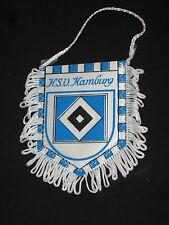 fanion wimpel pennant football ancien HSV HAMBURG HAMBOURG HAMBURGER GERMANY