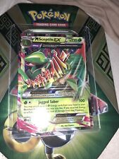 Mega Sceptile EX Full Art Pokemon Card 85/98 Ancient Origins