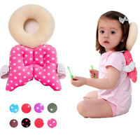 Baby Head Protection Pad Toddler Headrest Pillow Baby Neck Wings Nursing US