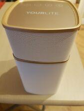 YOURLITE Portable Bluetooth Speaker Light Powerbank Ideal BUY 2 GET 3 XMAS Gift