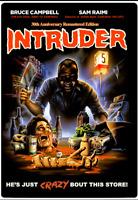 Intruder 30th Anniversary DVD [Remastered]