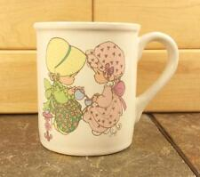 "Precious Moments ""Friendship Hits The Spot"" Friends Coffee Mug Cup Vintage 1995"