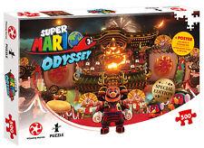Puzzle Super Mario Supermario Odyssey 280-500 Teile 48 x 34 cm