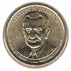 Amerika dollar 2015 D Unc - Lyndon B. Johnson