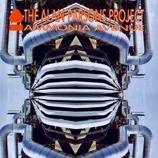 Alan Parsons Project ammonia Avenue (1984)
