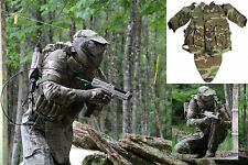 MOLLE TiPX MagFed Woodland Camo LOAD CARRIER/PROTECTION Vest Airsoft Paintball