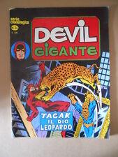 DEVIL GIGANTE Serie Cronologica n°24 1979 [G734B] BUONO