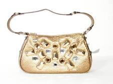 Kathy Van Zeeland Bronze Stone Hobo Bag Purse NWT $99