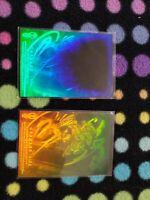 Fleer Amazing Spider-Man Carnage Hologram Card RARE BLUE BLACK NM! Misprint