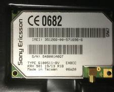 Module GSM/GPRS SONY ERICSSON GR47 - Arduino -  Raspberry - Occasion - Testé
