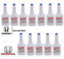 Set of 12 Bottles Genuine Honda Power Steering Fluid (12oz Each Bottle)