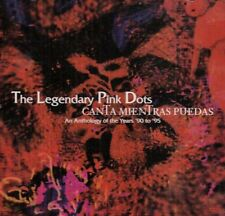 THE LEGENDARY PINK DOTS CanTa MienTras Puedas CD 1996