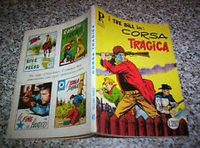 COLLANA RODEO I TRE BILL N.41 ORIGINALE Q.EDICOLA TIPO TEX ZAGOR MARK ARALDO DOG