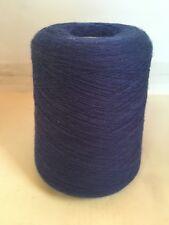 Machine knitting yarn Colour Saxe Blue