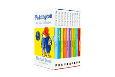 Michael Bond Paddington: A Classic 10 Books Collection Box Set A Bear Called Pad