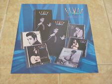 Elvis Presley Complete 50's Masters  Promo Lp Poster Photo Flat 12x12