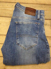 Tommy Hilfiger Faded Mid Rise 34L Jeans for Men