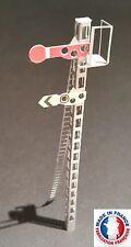 FEU08-HO-Signal mécanique d'arrêt combiné SNCB