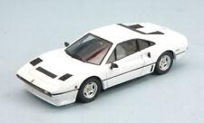 Ferrari 208 Gtb Turbo 1982 White 1:43 Model BEST MODELS