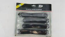 8 PACK OF PLASTIC DOOR STOPPER DOORSTOP
