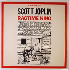 """12"""" LP - Scott Joplin - Ragtime King - B2920 - washed & cleaned"""