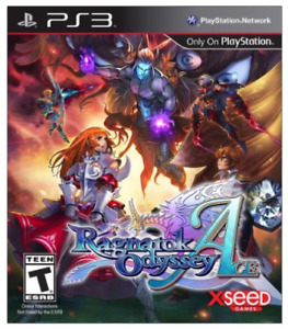 PS3 ACTION-Ragnarok Odyssey Ace (US IMPORT) PS3 NEW