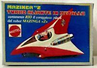 REPRO BOX Popy PA-36 Mattel Brain Condor Great Mazinger Turbo Aliante brian