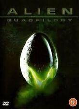 Alien Quad Red Tag BOXSET 5039036040006 DVD Region 2 P H