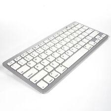 Bluetooth 3.0 Ultra Thin Wireless Keyboard for Apple iPad/iPhone Mac Book Part