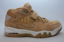Nike Air Force Max PRM Barkley Wheat Men Size 9 New in Box NO Top Lid 315065 200