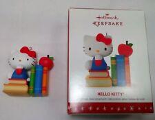 Hello Kitty Hallmark Keepsake Ornament 2016 in Box Artist - Orville Wilson