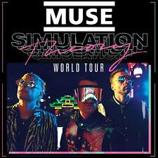 2 Places Concert MUSE Stade De France le 6 juillet 2019 PELOUSE-PORTE H