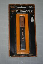 Duracell 5K65 Flat-Pak Vintage good for movie prop