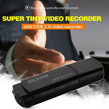 1080P Mini DVR USB Spy Camera Infrared Night Vision Motion Detection Video New