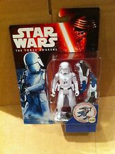 Star Wars Force Awakens - First Order Snowtrooper - 3.75 action figure