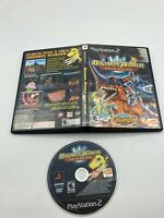 Sony PlayStation 2 PS2 Disc Case No Manual Tested Digimon World: Data Squad