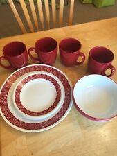 Corelle Vitrelle 16 piece dining set