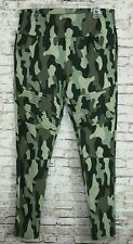Agnes and Dora Camo Moto Jeggings size XXL Jeans Pants Leggings Stretch