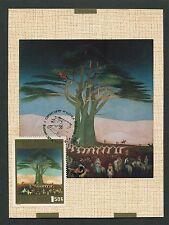 UNGARN MK 1973 GEMÄLDE PFERD HORSE CHEVAL CAVALLI CARTE MAXIMUM CARD MC CM d5590