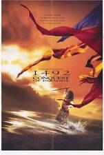 1492: CONQUEST OF PARADISE Movie POSTER 27x40 Gerard Depardieu Sigourney Weaver