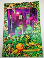 Rip Off Press 'OP FROM THE DEEP' 1971 1st Print Comix Comic FREE SHIPPING!!!