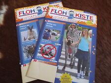 Flohkiste, Zeitschrift Grundschule, NEU, 2 Stück, TOP