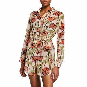 TORY BURCH Brigitte Beach Tunic Cover Up Size XL MSRP: $258.00