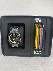 Rowing Blazers Seiko (SRPG51) 405/500 Limited Edition, new in box