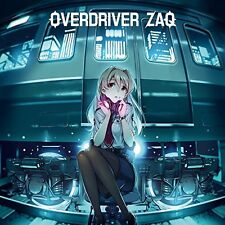 ZAQ-RAIL WARS! (ANIME) OUTRO THEME SONG: OVERDRIVER-JAPAN CD C41