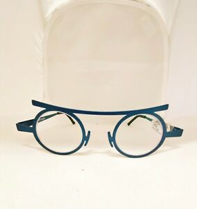 NUOVO OCCHIALE DA VISTA THEO  MOD: MISO COL: BLU NEW AND AUTHENTIC