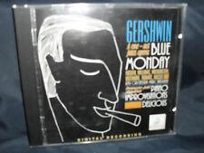 Gershwin – Blue Monday / Piano Improvisations / Delicious