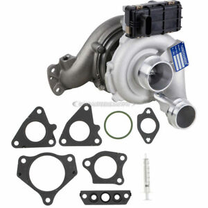 For Mercedes BlueTec Diesel V6 Turbocharger w/ Victor Reinz Turbo Gaskets