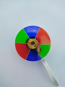 COMPATIBLE COLOR WHEEL FOR RUNCO CL-610LT COLOR WHEEL