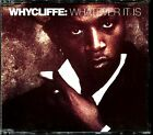 WHYCLIFFE - WHATEVER IT IS - CD MAXI [1588]